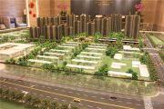 地产尚海郦景沙盘图