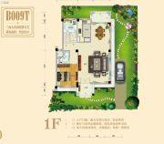 许昌碧桂园4室2厅4卫200平方米户型图