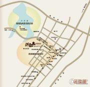 麓湖园交通图