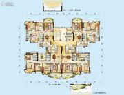 碧桂园・凤凰城【梧州】3室2厅2卫101--155平方米户型图