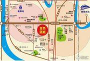 中国铁建・金色蓝庭交通图