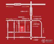 印象・唐街交通图