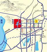 熙龙湾交通图