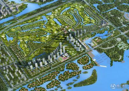 西湖湿地国际花园