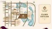 世界冠郡交通图
