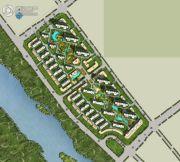 西安富力白鹭湾规划图