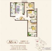 正商城3室2厅1卫0平方米户型图