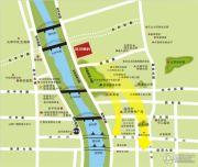 滨河果岭交通图