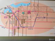 光谷华清园交通图