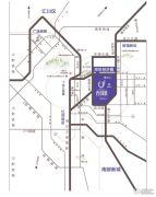 遵义铁投高铁新城交通图