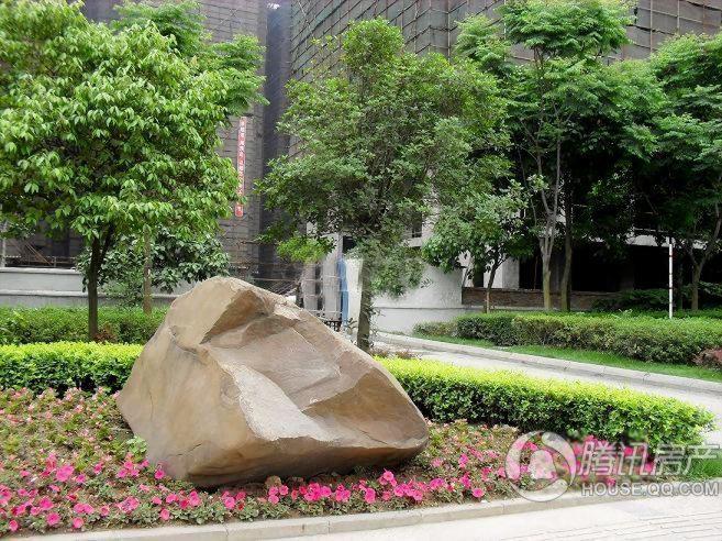 元益花园一期小区实景图(2010.05)