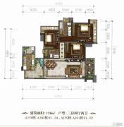 雅居乐小院流溪0室0厅0卫0平方米户型图