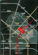 霖岚国际广场交通图