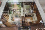 华泽天下 高层3室2厅1卫111平方米户型图