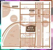 奥克斯城市之光交通图