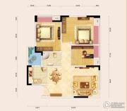 兴亚沙滨国际3室2厅0卫0平方米户型图