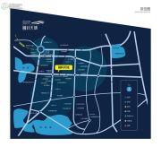 融科天域交通图