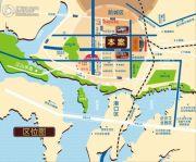 荟金亚太经贸中心交通图