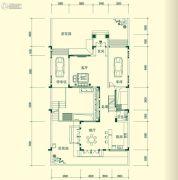 桃源艺境0平方米户型图