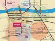 顶盛国际花园・心院交通图