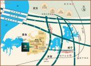 聚雄半岛交通图