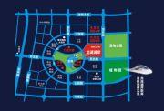 龙湖澜岸交通图