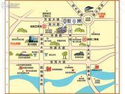 墅公馆交通图