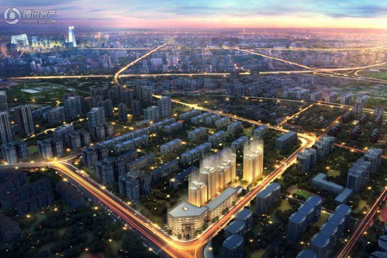 闹与静的碰撞 北京那些隐谧的建筑艺术 房产 第5张