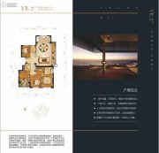 金科江湖海4室2厅3卫152平方米户型图