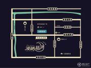 溪语蓝湾交通图