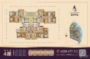 金沙半岛0室0厅0卫89--112平方米户型图