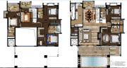 山海豪庭0室0厅0卫0平方米户型图