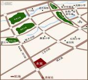 泰和盛世交通图