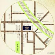 金三角大厦交通图