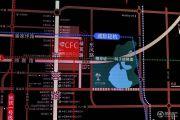 富兴世界金融中心交通图