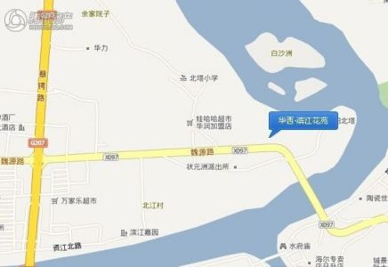 华西・滨江花苑