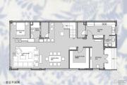 罗森宝商墅5室2厅3卫286平方米户型图