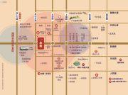 鸿泰・花漾城三期交通图