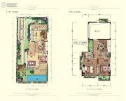 保利公园441--490平方米户型图