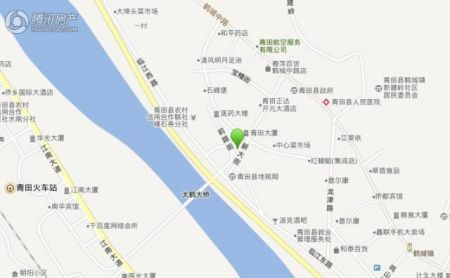 百川・润城