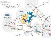 芙蓉古城紫微园八期交通图