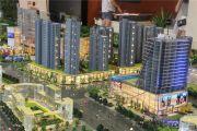 温州滨江国际广场沙盘图