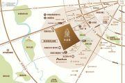 中国铁建西派城交通图