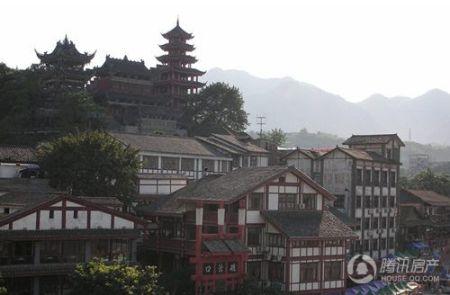 渝富滨江首岸