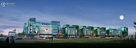 广州白云国际医药智慧产业园