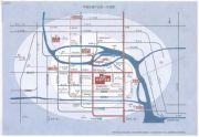 华创金山1号交通图