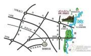 龙湖・香醍溪岸交通图
