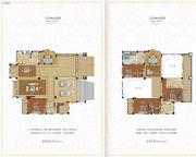龙熙温泉庄园9--377平方米户型图