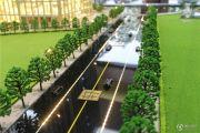 汇美广场沙盘图