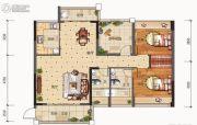 合信地王广场2室2厅2卫0平方米户型图